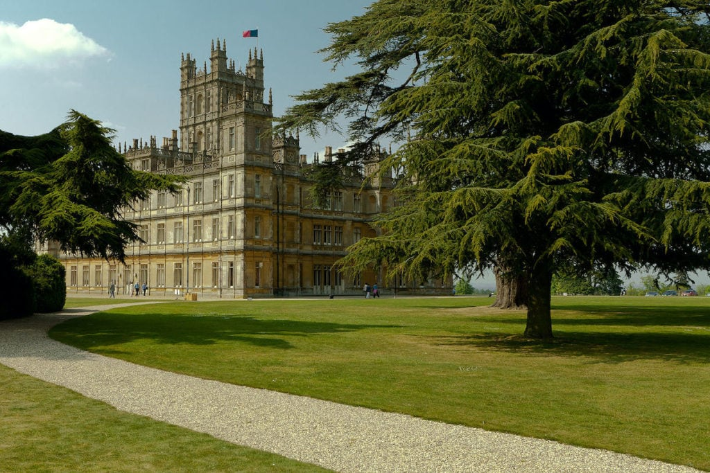 Highclere Castle_UK film location
