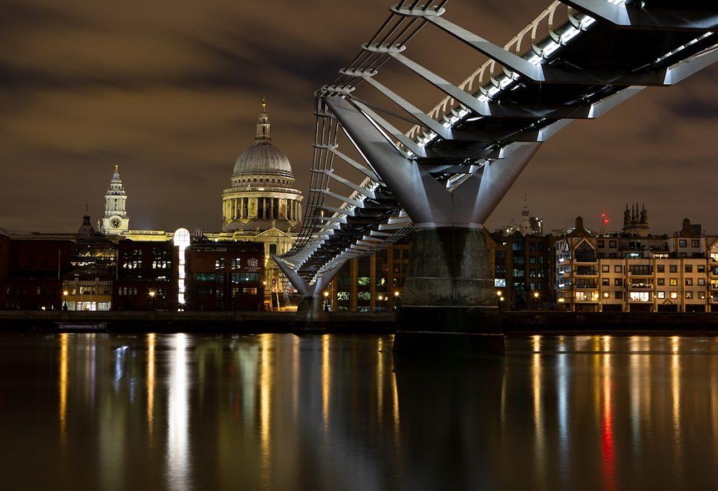 South Bank London UK film locations