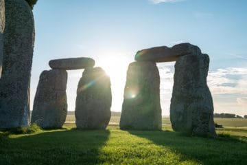 Stonehenge feature