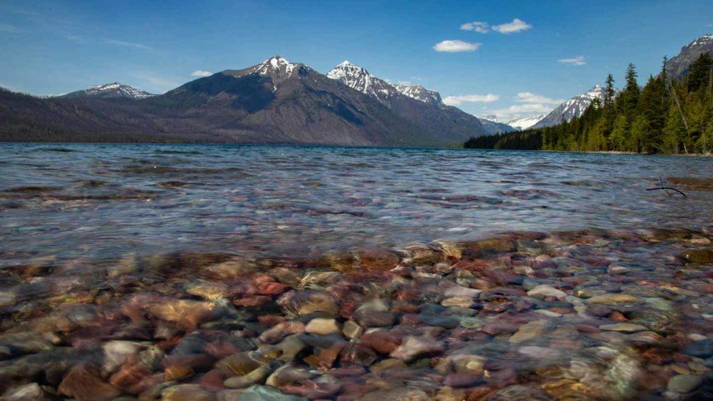 Lake McDonald is a must-see US lake