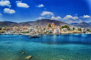 Mediterranean sea village Greece Trafalgar VIT favourite trips