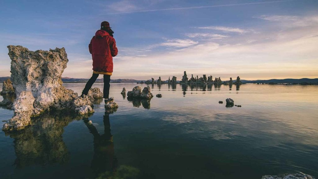 Mono Lake is one of the must-see lakes in the US