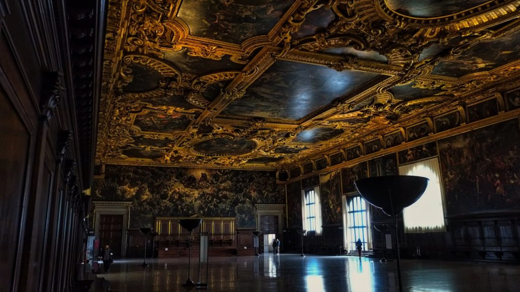 Doge's Palace Venice experience