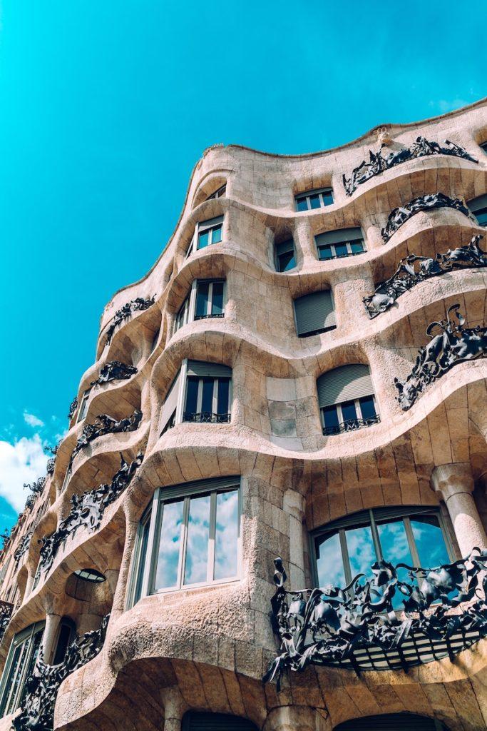 UNESCO Gaudi Casa Batello