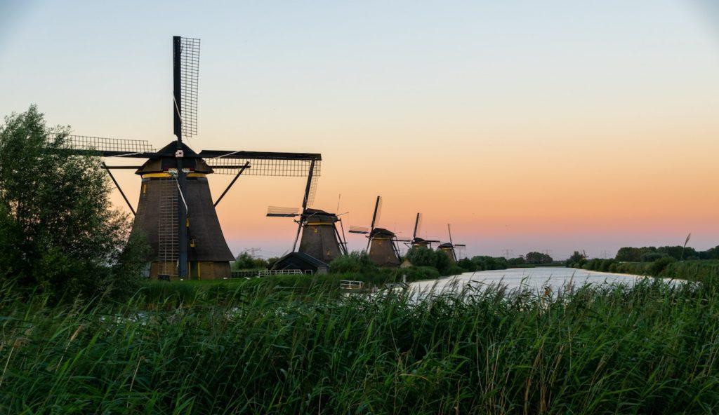 Windmills quarantine-free