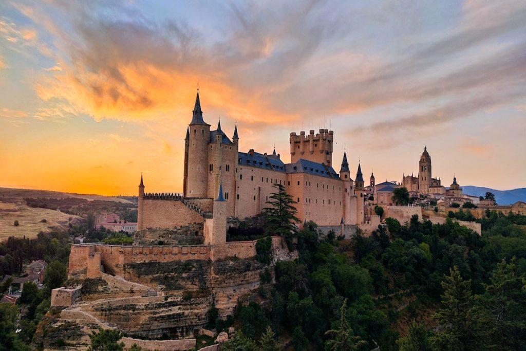 UNESCO  Segovia