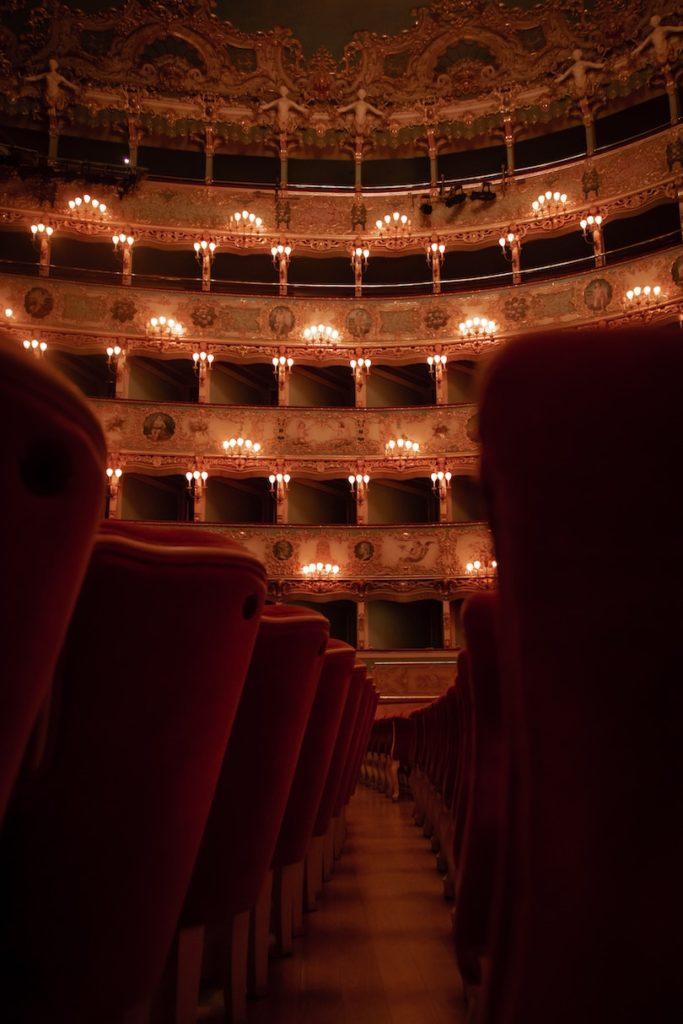 Venetian Lagoon Teatro La Fenice