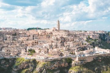 Matera features in one of the best James Bond movies