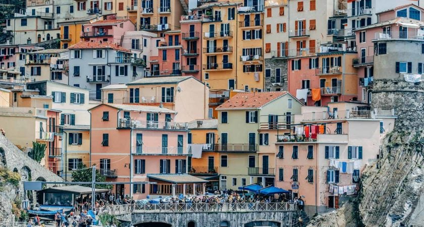 Villages to visit in the Cinque Terre
