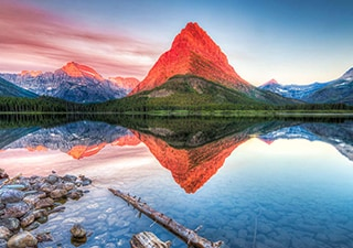 SECRETS OF THE ROCKIES AND GLACIER NATIONAL PARK