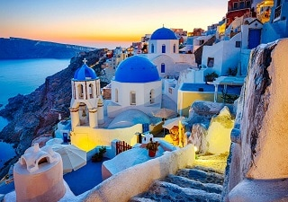 Best of Italy and Greece