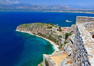 secrets of greece including corfu