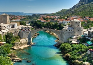 Croatia and Bosnia & Herzegovina