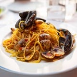 Italy Food SeafoodPasta 510082868 GE Sept19 1300x1300