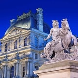 France Paris LouvreLouisXIVStatue 177444900 GE Sept19 1300x1300