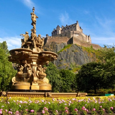 Scotland Edinburgh Castle 2016 R 584251870