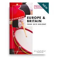 Europe and Britain brochure