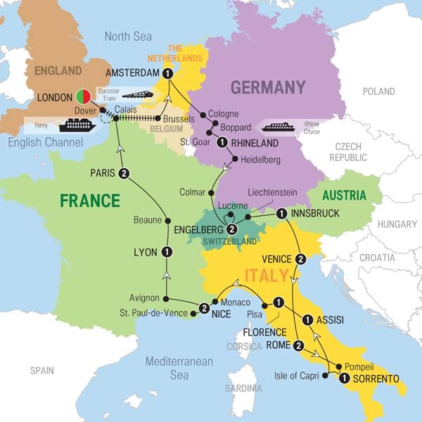 Wine Tours Northern Germany