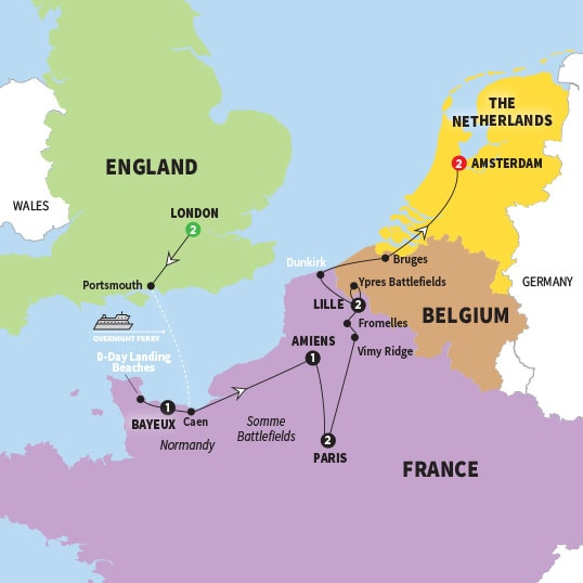 Trips around france spain portugal morocco trafalgar eu map fbatwinmapww18 gumiabroncs Image collections