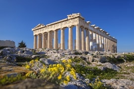Acropolis Parthenon, Athens, Greece