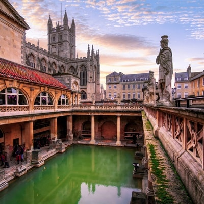Bath Spa, England
