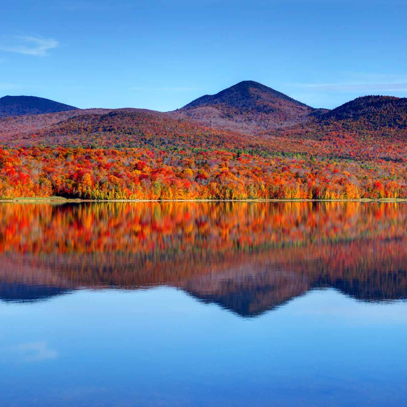 Image of Fall Colors of New England