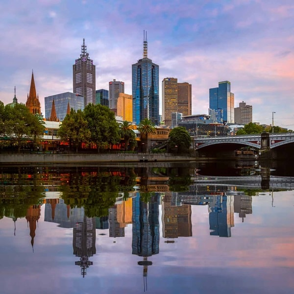 Image of Melbourne's Food & Wine Country
