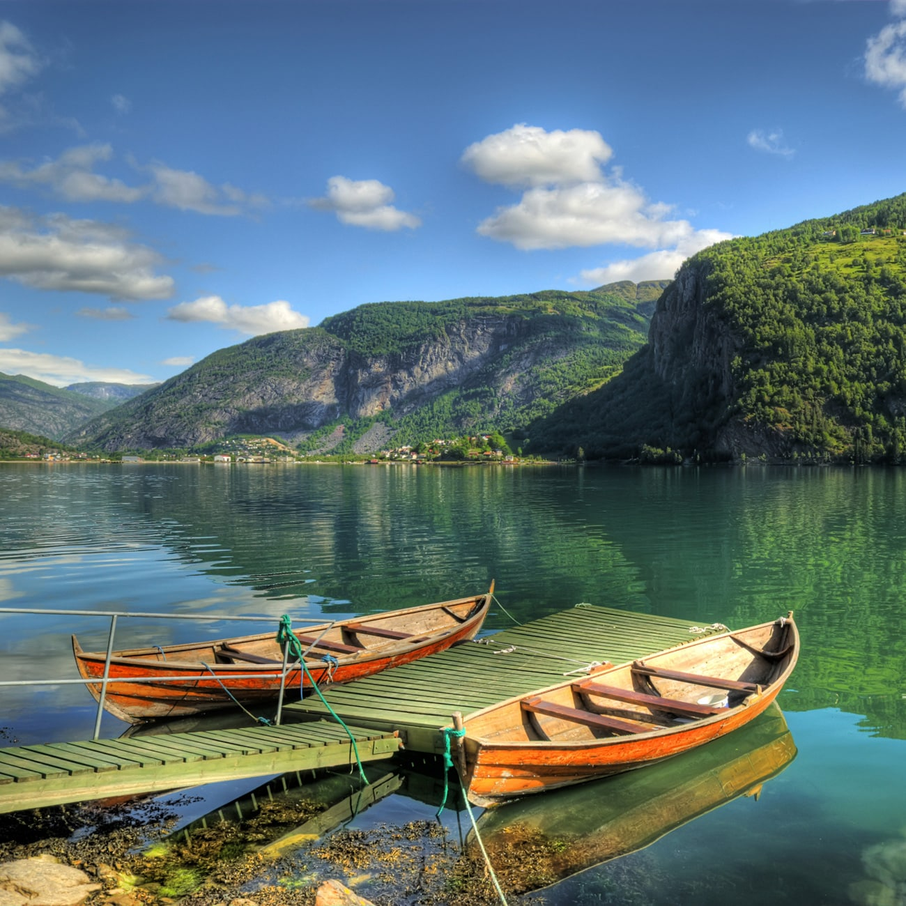Image of Scenic Scandinavia and its Fjords