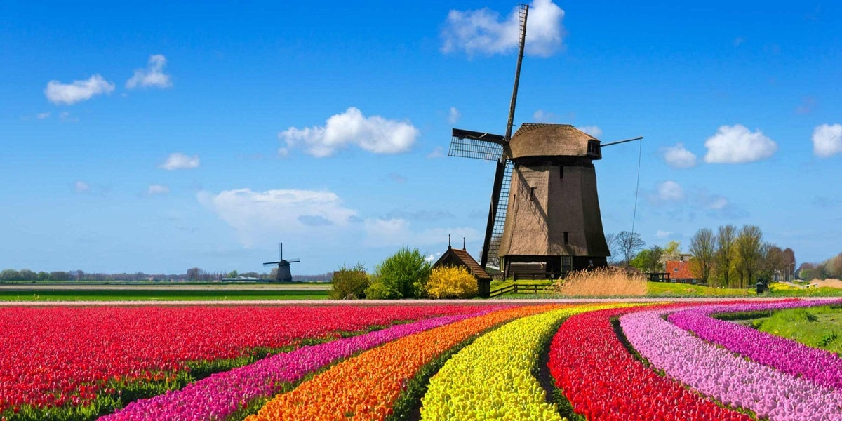 Holland Visa Application