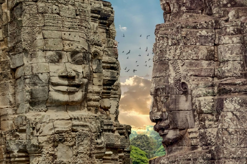 SiemReapAndAngkor SightseeingHighlights Getty June2022 844477522