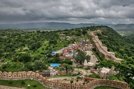 India Aravalli Mewar GettyImages 911984078
