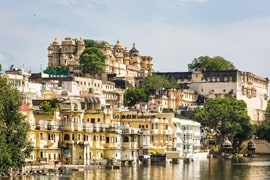 India Udaipur GettyImages 929640520