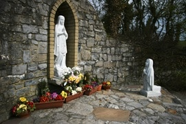Knock Shrine, Co. Mayo, Ireland