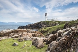 Donegal Lighthouse, Co. Donegal, Ireland