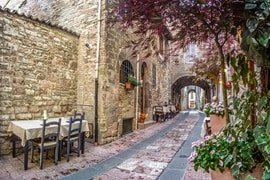 Assissi, Italy